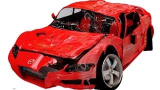 Покупка битого авто под восстановление(подводные камни)(, 2016-09-20T17:04:27.000Z)