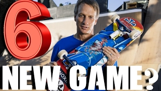Tony Hawk Pro Skater 6 - Tony Hawk Leaks New Game in the Series More info E3 2017