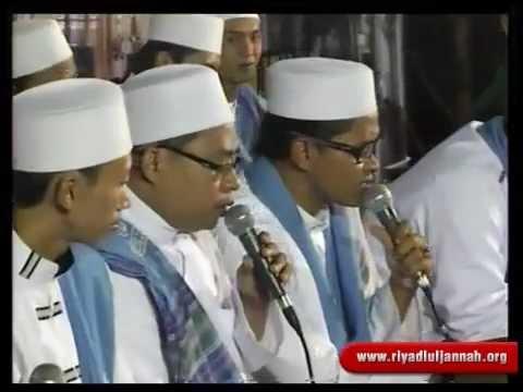 Qasidah Allah Allahu, Sidnan Nabi, Lir Ilir, Tombo Ati :: Majelis Maulid RIYADLUL JANNAH