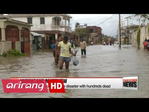 Hurricane Matthew slams Haiti, Florida under state of emergency