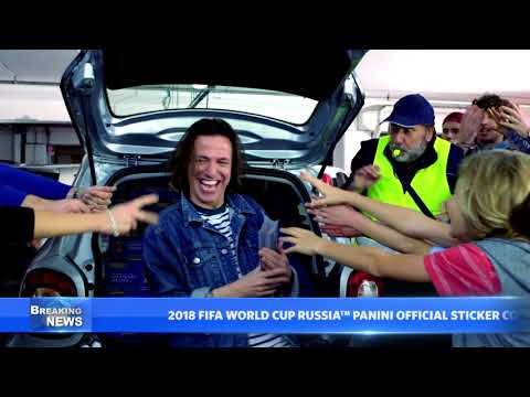 PANINI 2018 FIFA World Cup™ Official Sticker Collection TV Ad