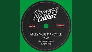 Time (feat. Angela Johnson) (Original Mix)