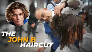 The John B Haircut from Outer Banks | New York Barbers