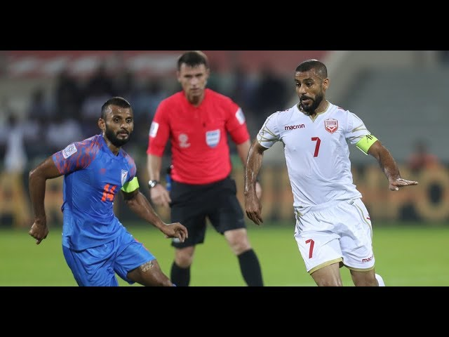 Highlights: India 0-1 Bahrain (AFC Asian Cup UAE 2019: Group Stage)
