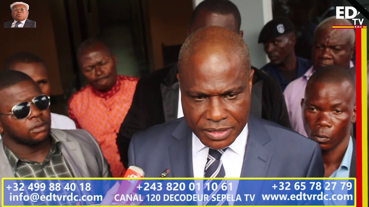 AFFAIRE 40 000$: MARTIN FAYULU SE JUSTIFIE.