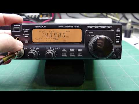 Kenwood TS 50S con problemas de display y bateria de litio