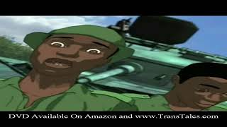 Enemy of Rising Sun Teaser African Tales DVD