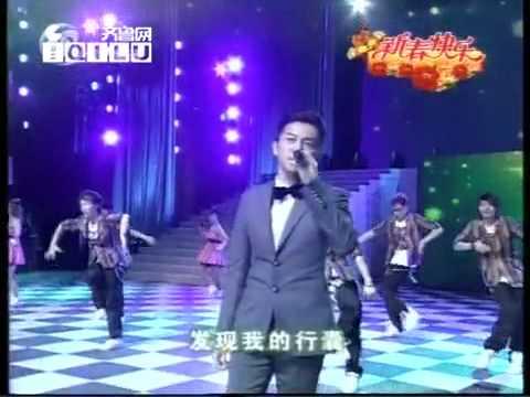 Su You Peng In Shandong Singing Bei Bao (Backpack), 2010