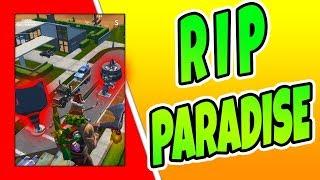RIP PARADISE PALMS | SAC PAVKEYT !!!