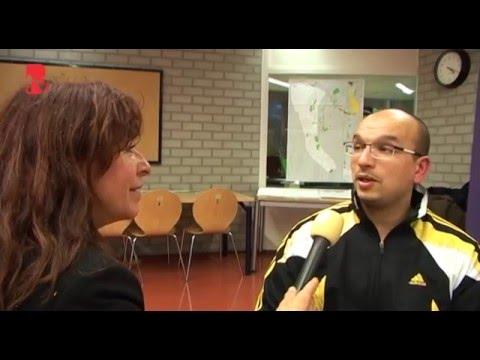 Driss El Otmani over de groenvoorziening en het beheer daarvan in Wyckerpoort Maastricht