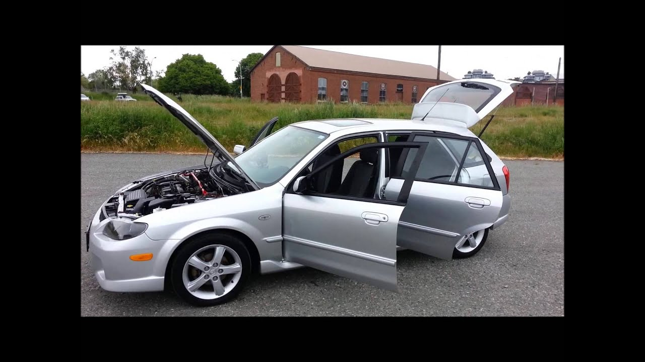 2003 Mazda Protege Review Car Reviews 2018 2002 5 Wagon Auto 169k Sunroof Alloys 6995