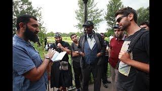 Is Atheism A Religion - Subboor Ahmad vs Atheist   Speakers Corner thumbnail