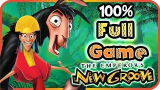 The Emperor's New Groove Full Game 100% Longplay  Ps1