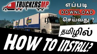 How to download Truckers mp in tamil