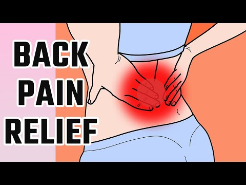 💥 Back pain relief for life with a natural ingredient filled pain relief cream (✔ neck pain relief)