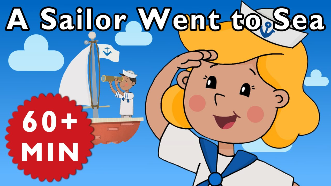 A Sailor Went To Sea And More Nursery Rhymes From Mother Goose Club