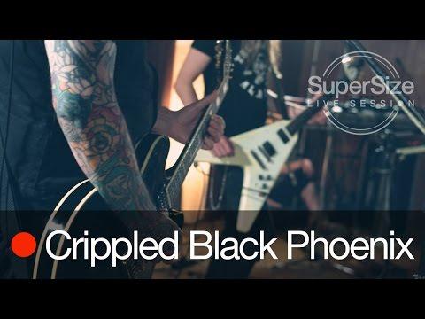 SuperSize Live Session - Crippled Black Phoenix (Full Session)
