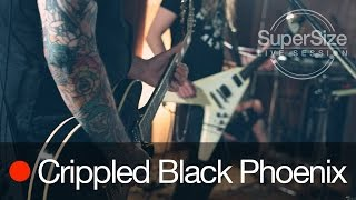 SuperSize Live Session - Crippled Black Phoenix (Full Session)