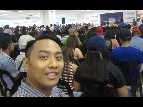 Jaylee Vlog #18 The TNT Audition Experience  04152018