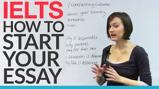 How to Write IELTS Essay Introductions – The Quick & Easy Way!