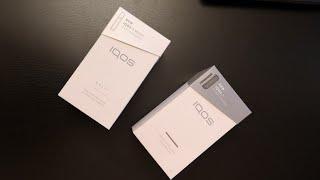 Розпакування та огляд IQOS 3 і IQOS 3 Multi