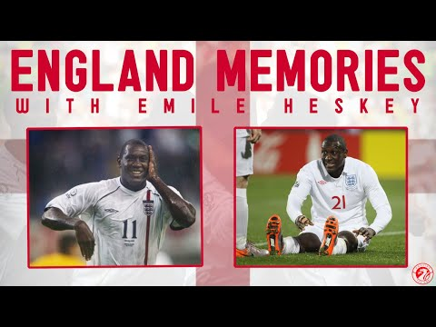 My biggest England regret | Emile Heskey Exclusive