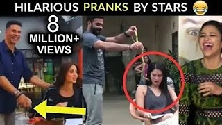 Bollywood Stars FALL Prey To Funniest Pranks | Kareena, Aamir, Sunny Leone, Parineeti, Akshay Kumar