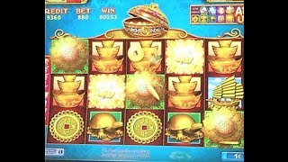 *MUST WATCH*MAX BET $8.88- Big Jackpot! 88 Fortunes Slot Machines At Resort World Casino
