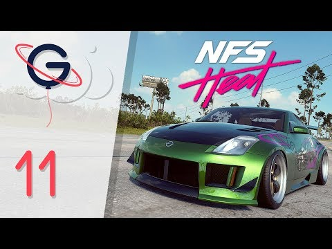 NEED FOR SPEED HEAT FR #11