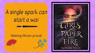 Book Review: Girls of Paper and Fire