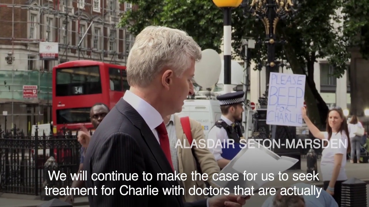 Charlie Gard: A case that changed everything?