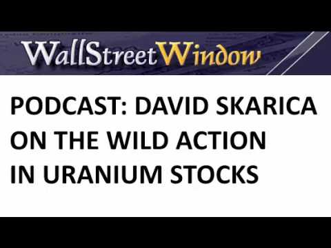 David Skarica on the Wild Action in Uranium Stocks (01/19/2017)