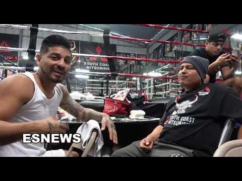 Abner Mares Reveals Why He's Fighting Gervonta Davis EsNews Boxing