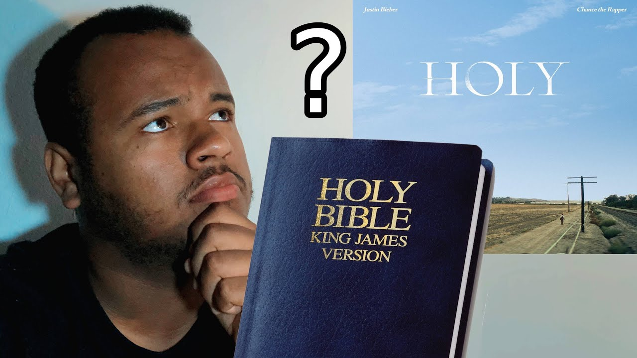 Christian reacts to Holy by Justin Bieber ft. Chance the rapper