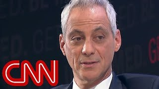 Rahm Emanuel on Trump's attacks, fixing education | CITIZEN by CNN