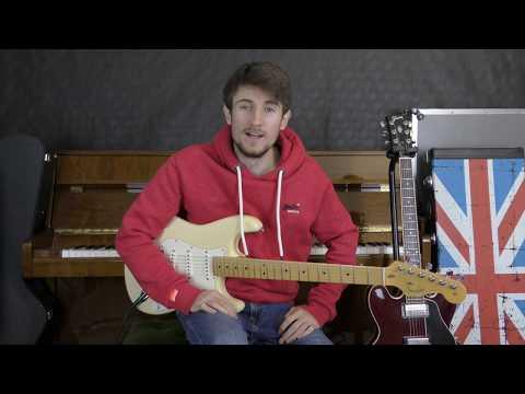 Dancing In The Moonlight | Toploader Guitar Tutorial