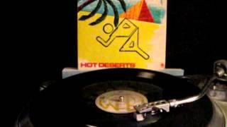 Athletico Spizz 80 - Hot Deserts