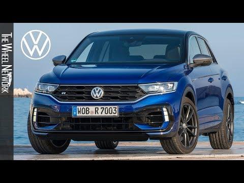 2020 Volkswagen T-Roc R   Lapiz Blue   Exterior, Interior