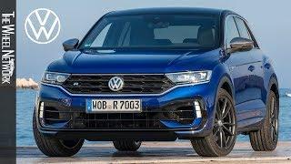 2020 Volkswagen T-Roc R | Lapiz Blue | Exterior, Interior