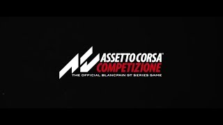 Assetto Corsa Competizione - Blancpain GT Series Official Game - Announcement Trailer