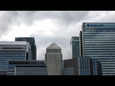Britain's Financial Services Industry Post-Brexit