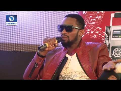 EN: D'Banj Clears The Air On The Origin Of Afrobeat At SMW 2