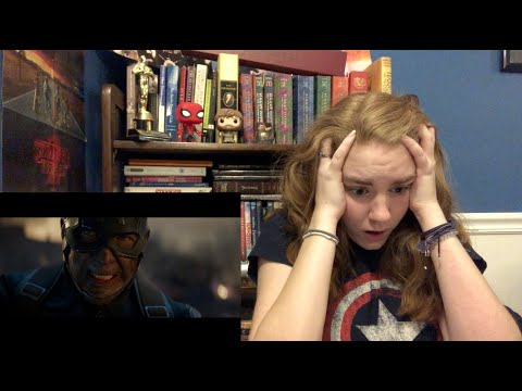 Avengers Endgame REACTION Trailer 2