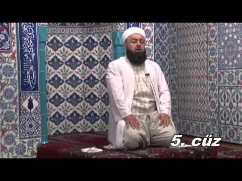 Fatih Medreseleri Masum Bayraktar Hoca Mukabele 5. Cüz