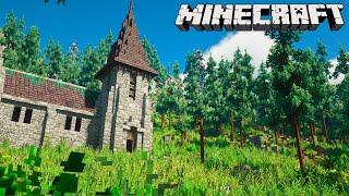 ПРЕВРАЩАЕМ МАЙНКРАФТ В ИГРУ НОВОГО ПОКОЛЕНИЯ - Minecraft 1.16.4