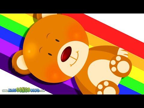 The Teddy Bears Picnic | Kids Songs with Action And Lyrics | KidsSongsClub Nursery Rhyme