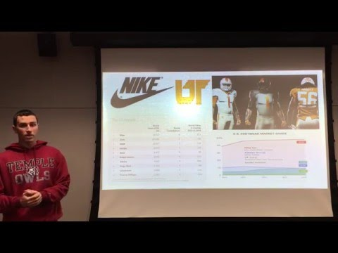 University of Tennessee: Nike Version