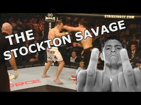 Nick Diaz  The Stockton Savage