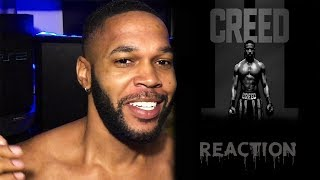 Creed II Official Trailer Reaction | Will it be good without Ryan Coogler? |