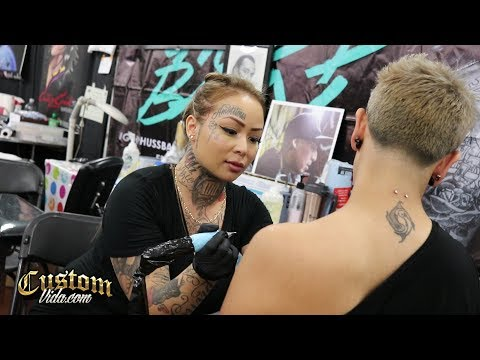 San Jose Tattoo Expo Footage from September 29th and 30th